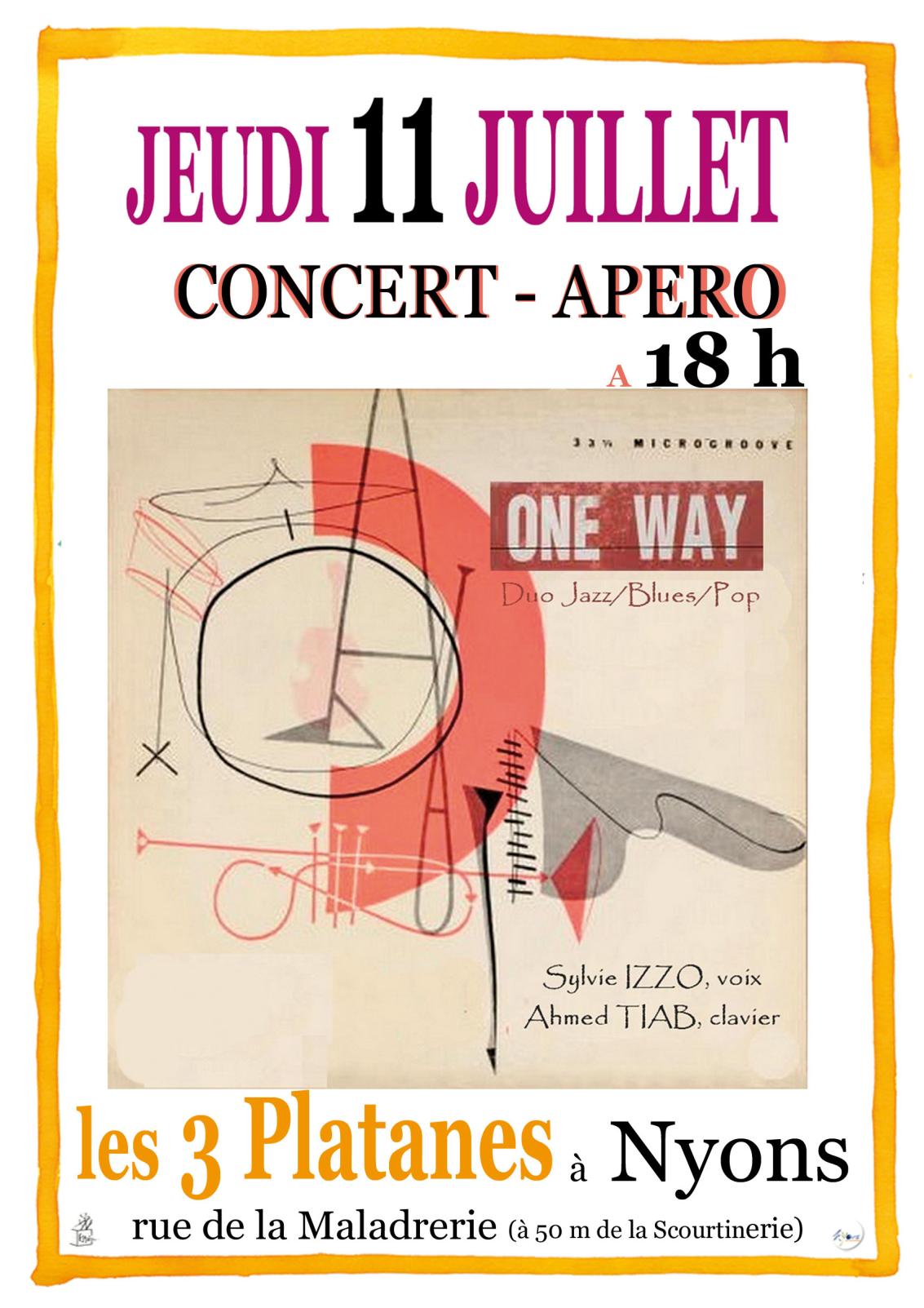 2019-Concert One Way