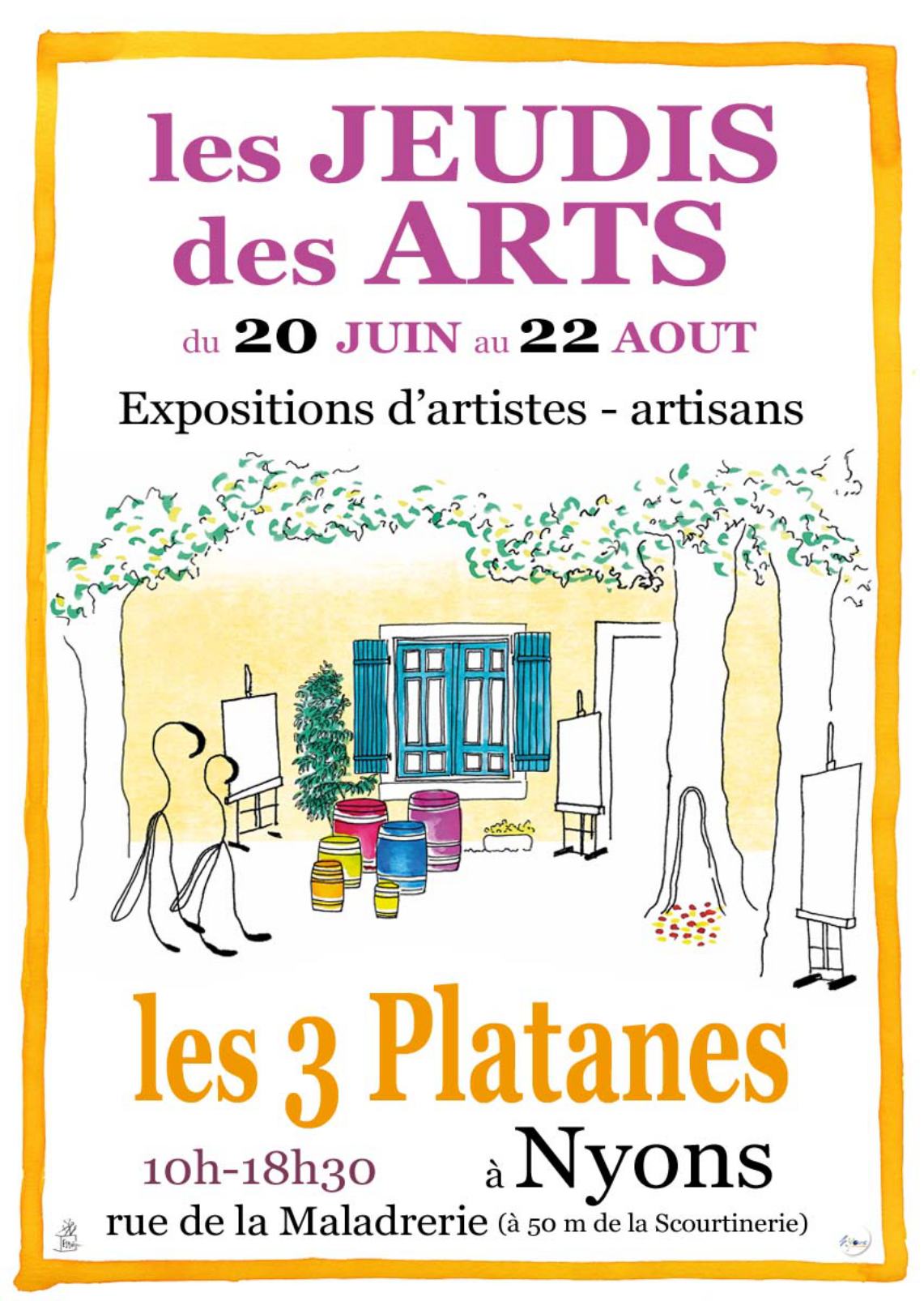 2019-Les Jeudis des Art